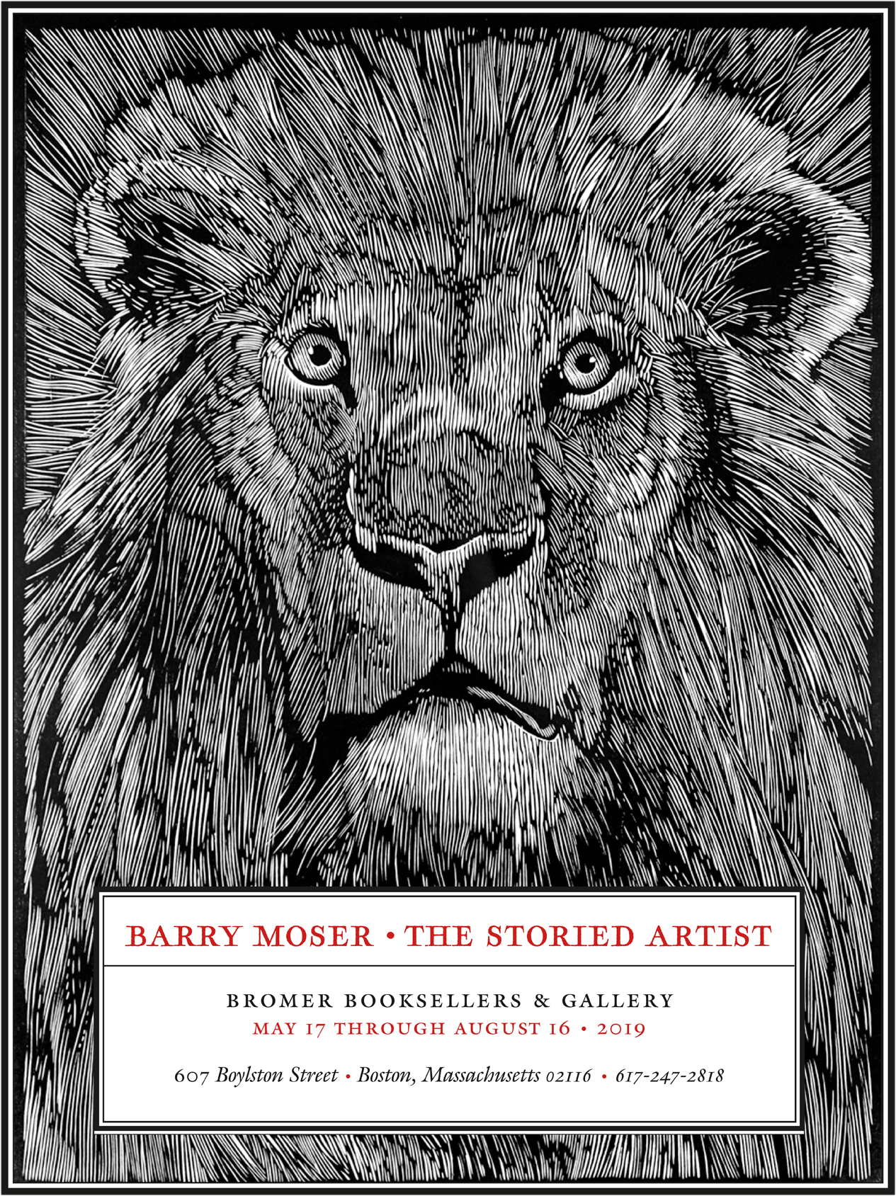 Barry Moser: The Storied Artist