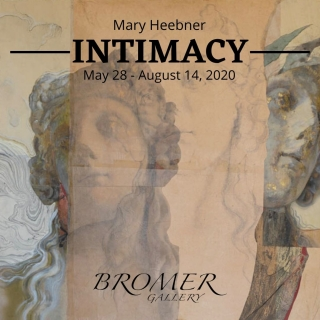 "Virtual exhibition ""Intimacy,"" featuring the work of Mary Heebner"