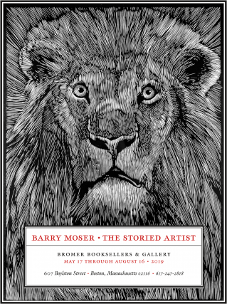 On Fifty Years of Making Books: A Talk by Barry Moser