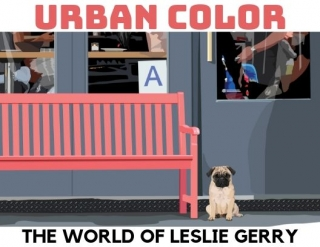 """Urban Color: The World of Leslie Gerry"" opening event"
